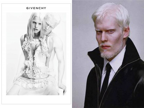 Stephen Thompson Givenchy pe 2011