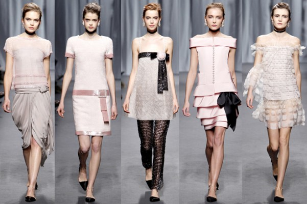 Haute couture spring 2011 chanel very cool for Collezione chanel