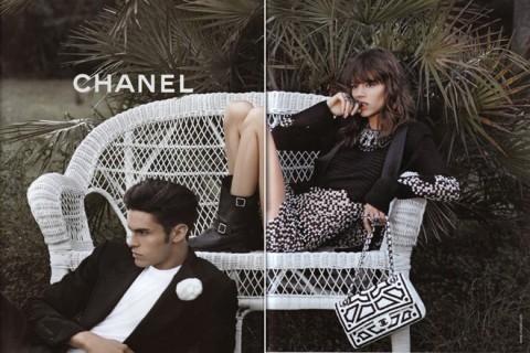 Chanel adv pe 2011