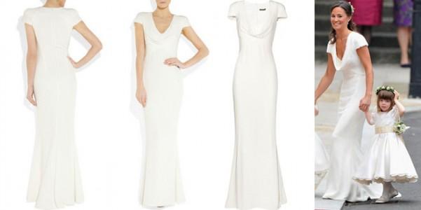 the latest 0572b 9d844 In vendita l'abito da damigella di Pippa Middleton | Very Cool!