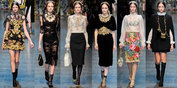 Cool Gabbana Very 13 2012 Milano Donna E Ai Dolce Moda w7qFg7