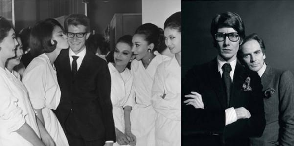 Due nuove pellicole che racconteranno la storia del genio di Yves Saint  Laurent sono in lavorazione per festeggiare la vita e il lavoro di uno dei  designer ... 551bc00c0bc