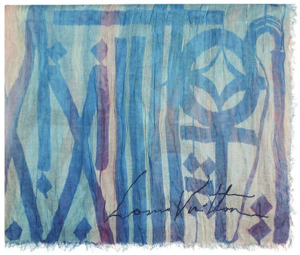 LV scarf 2013