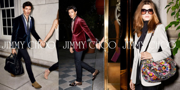 Jimmy Choo adv pe 2013
