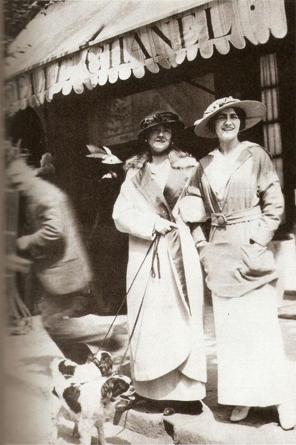 Chanel Deauville Adrienne