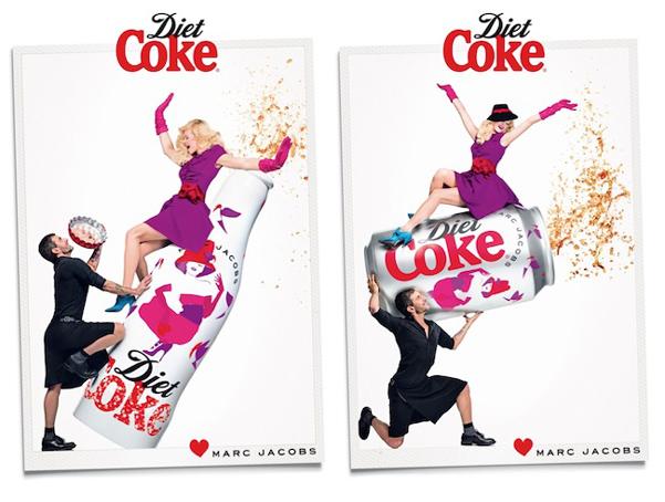 Diet Coke Marc Jacobs