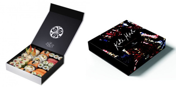 Kate Moss Sushi