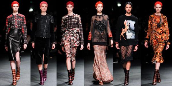 PFW ai 2013-14 Givenchy