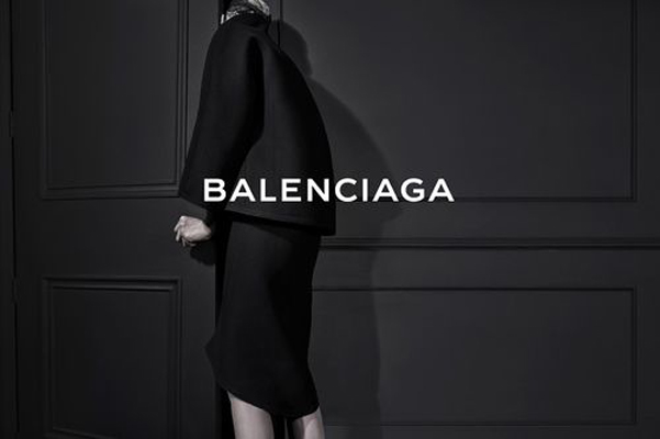 Balenciaga adv ai 2013-14