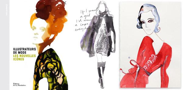 Libro Illustratori moda