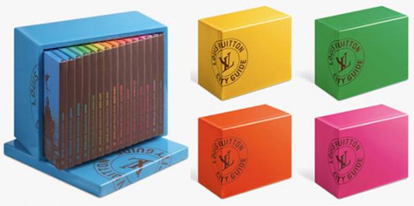 Louis Vuitton City Guides 15 anni