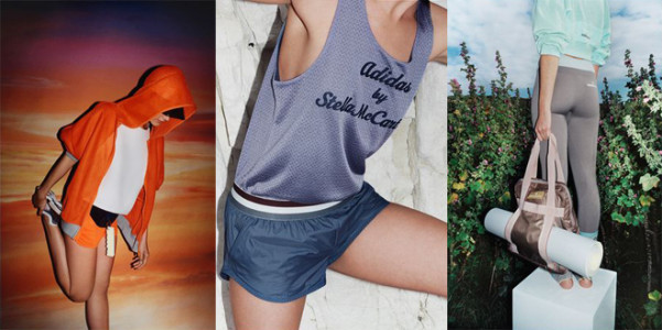 Adidas by Stella McCartney pe 2014