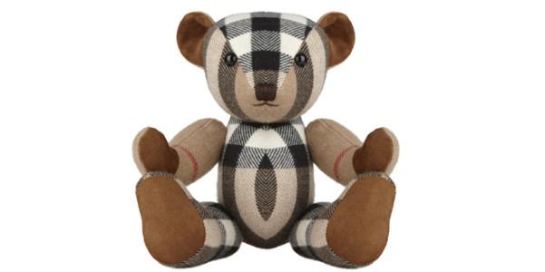 Burberry Teddy Bear cashmere