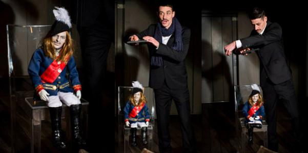 John Galliano marionetta