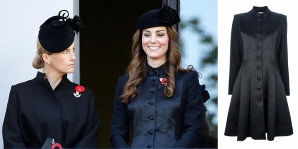 Kate Middleton Temperley coat