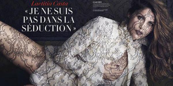 Letitia Casta Vanity Fair