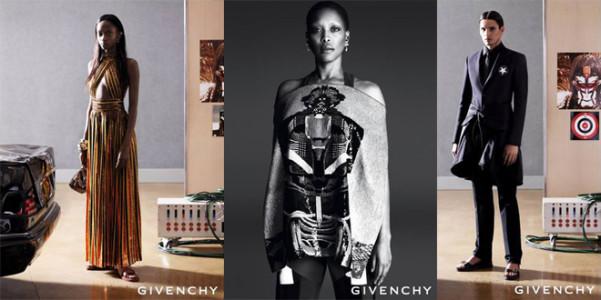 Givenchy adv pe 2014