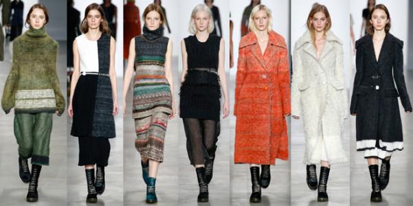 NYFW ai 2014-15 Calvin Klein