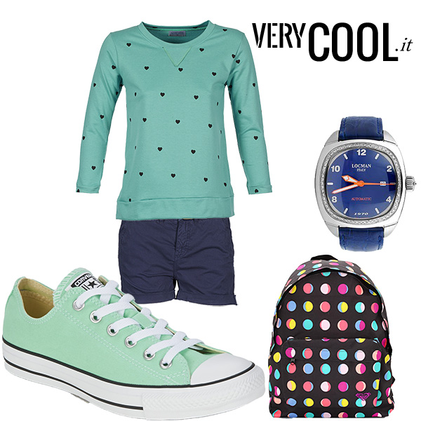 Outfit-Mint