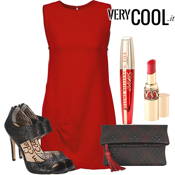 Outfit-Sexy-Red