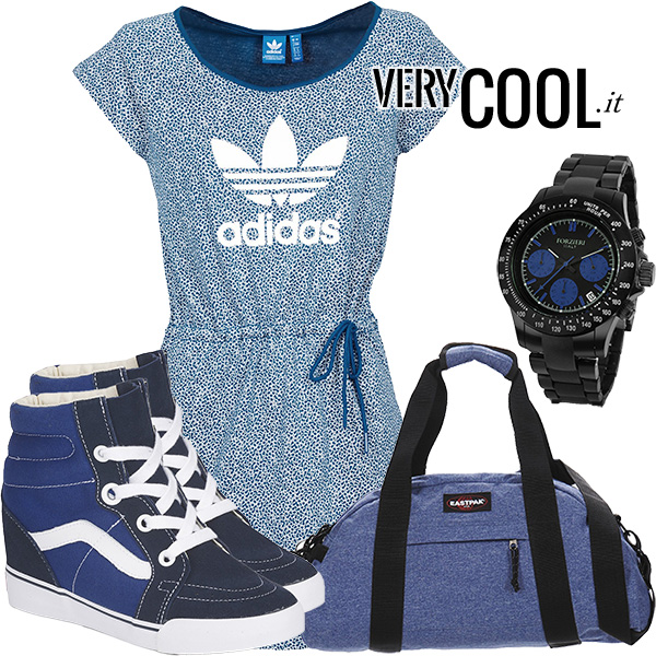 Outfit-Sporty-Girl