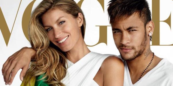 Gisele Neymar Vogue Brazil