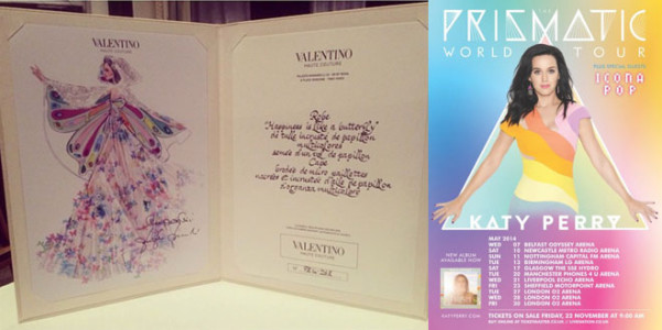 Prismatic Katy Perry Valentino