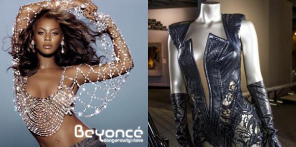 Abiti Beyonce mostra