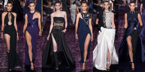 Atelier Versace Fall 2014