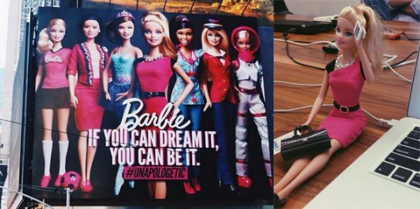 Barbie Imprenditrice