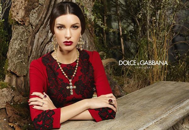 Dolce e Gabbana jewelry 2014