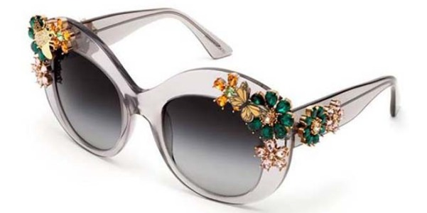 Occhiali da sole Dolce e Gabbana inverno 2015
