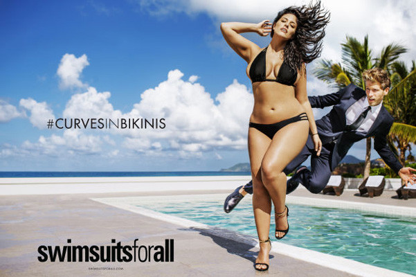 Ashley Graham su Sports Illustrated