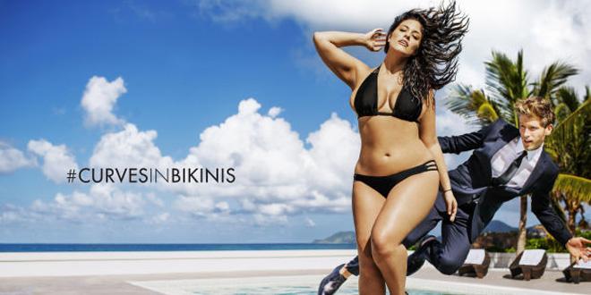 Ashley Graham in bikini