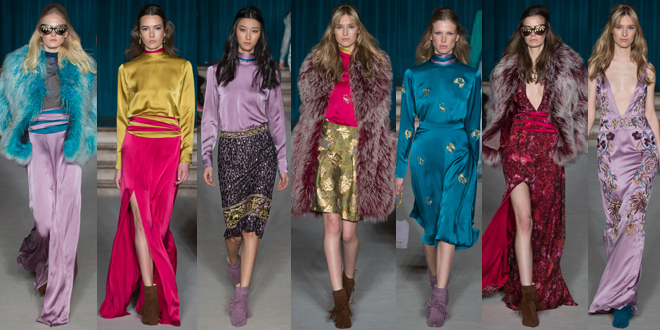 Matthew Williamson autunno 2015