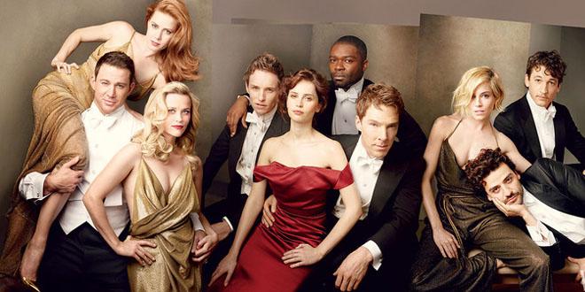 Oscar 2015 Annie Leibovitz Vanity Fair