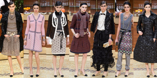 Chanel autunno 2015
