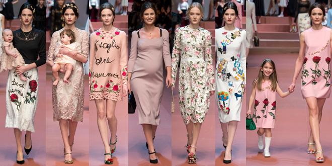 Dolce e Gabbana ai 2015-16