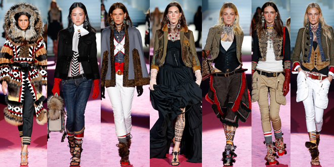 DSquared2 autunno 2015