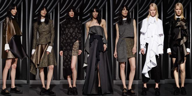 Viktor and Rolf autunno 2015