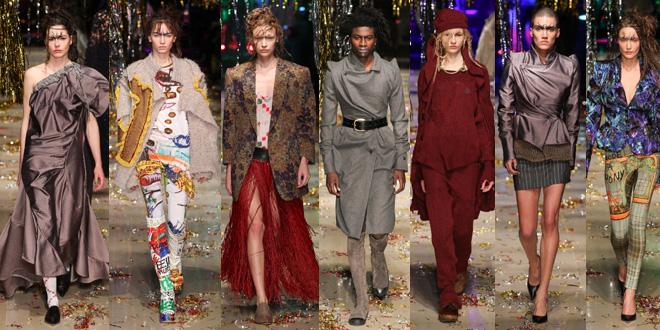 Vivienne Westwood autunno 2015