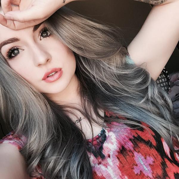 capelli grigi trend 2015