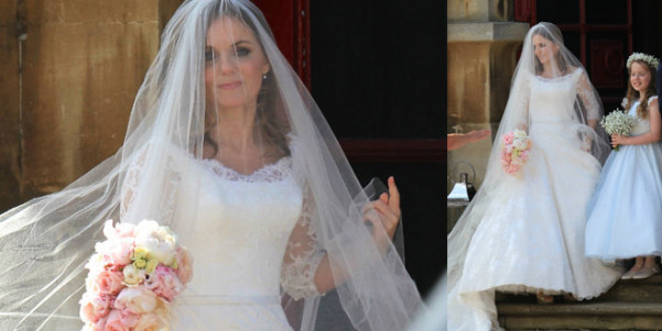 abito da sposa geri halliwell