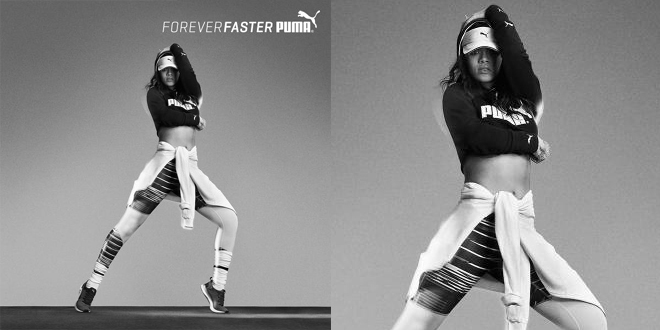 rihanna puma forever faster