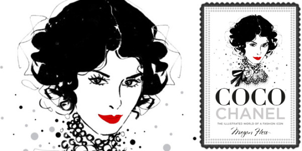 libro illustrato coco chanel