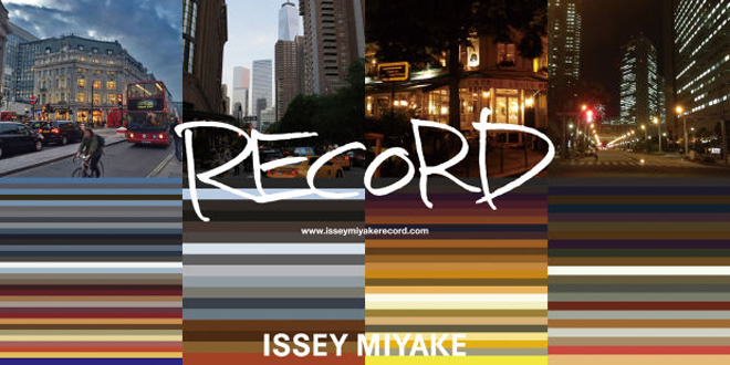issey miyake record natale