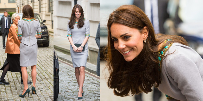 kate middleton matthew williamson