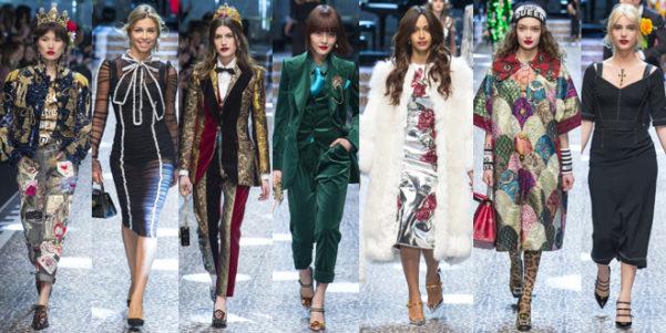 c1f17e00c0 MMD ai 2017-18: Dolce e Gabbana   Very Cool!