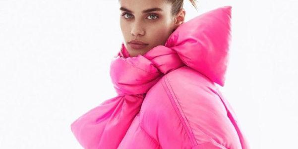 8d26d5034175c ... per le sue Stories anche Pinko ingaggia la modella portoghese Sara  Sampaio per la nuova ad campaign dedicata alla stagione autunno inverno 2017 -18.