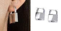 Gli orecchini a lucchetto di Lauren Klassen